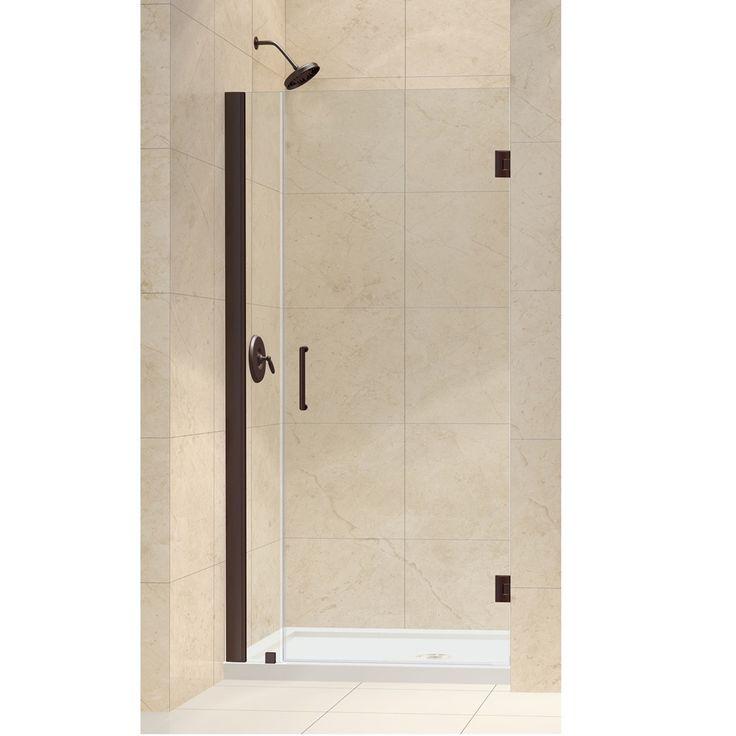 25 best ideas about dreamline shower on pinterest for Discount frameless shower doors
