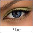 #Blue Lens Color