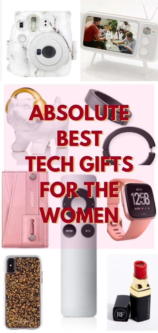 Find Tech Gifts For Women On Your List This Christmas Top Gadgets That She Will Love And Fashion Trends