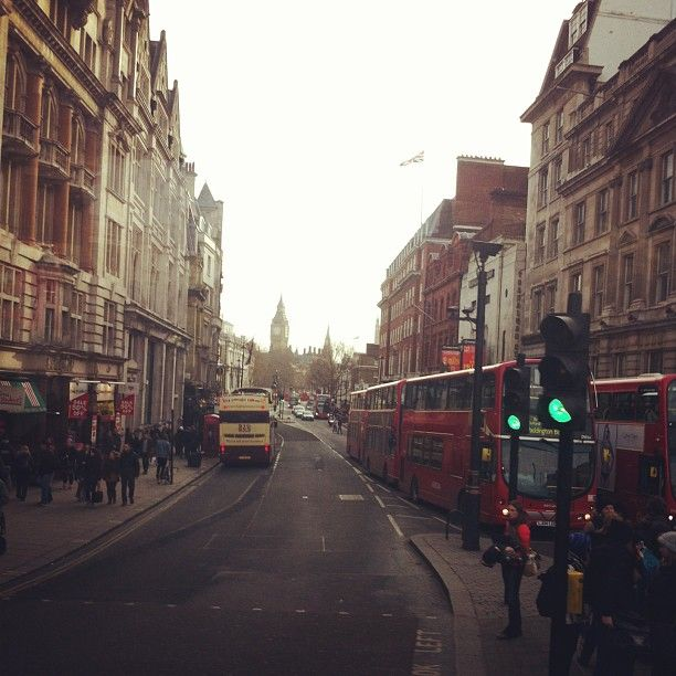 #NYU #London | I'm falling in love with London...