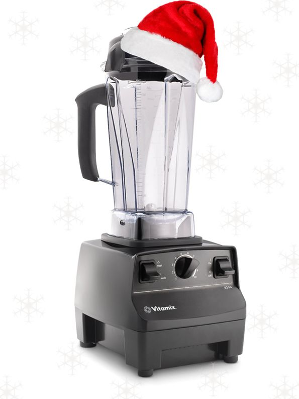 Vitamix 5200 Giveaway on Oh She Glows this week!