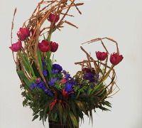 Daum 블로그/자료원본 http://fa21tv.com #성전꽃꽂이#꽃꽂이#flower#churchflower