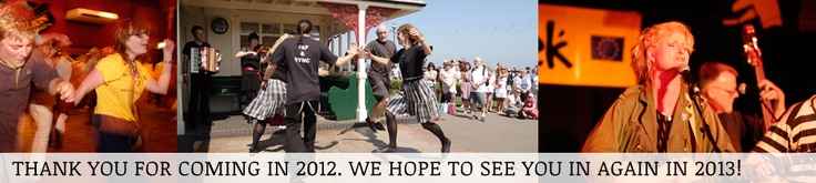 Broadstairs Folk Week Homepage