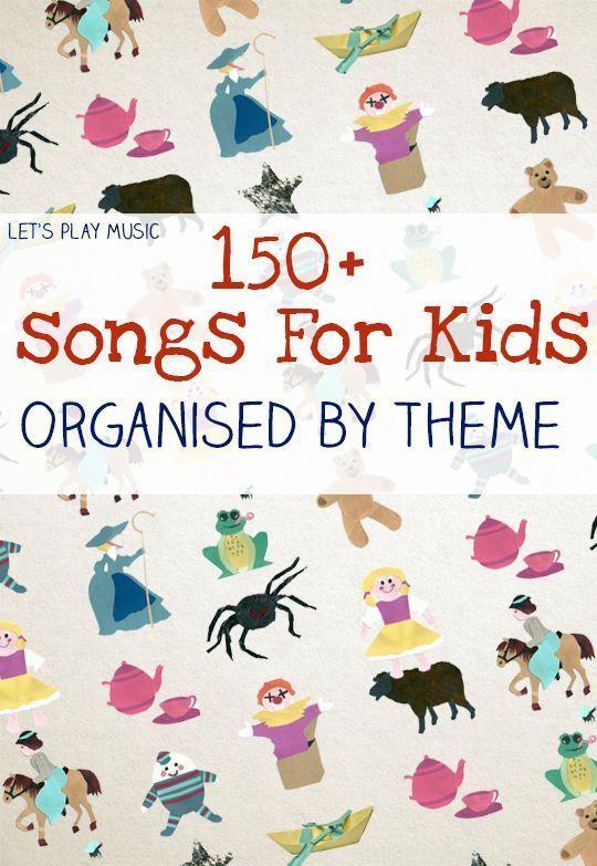 150+ Free Kids Songs