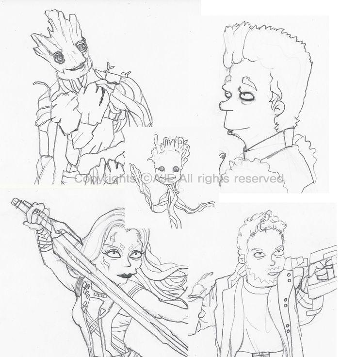 Guardians of the Ga
