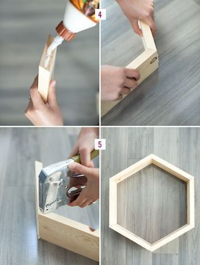 If you loved the honeycomb shelves from The Lab Event feature earlier today, then you'll go crazy for the DIY we are sharing on how to make them! Thanks toGoing Lovelywho provided the steps! We love how much of a great statement piece they are for your wedding or home. Lets see how its done…...