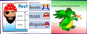 Themed Preschool, Kindergarten & Elementary Teaching Resources - SparkleBox