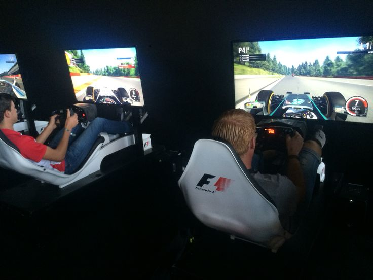 The F1 Gamezone finals on the Sunday of the Spa F1 weekend! I finished in 4th place, not the best race but a lot of fun! #F1 #F1Gamezone #BelgianGP #Playseat #CanYouBeatTheBest #Simulator #Simracing