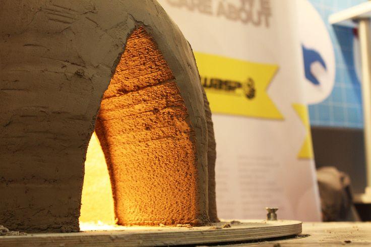 La stampante 3D per argilla sviluppata nei laboratori di WASProject ha stampato per la prima volta! Ecco a voi il video