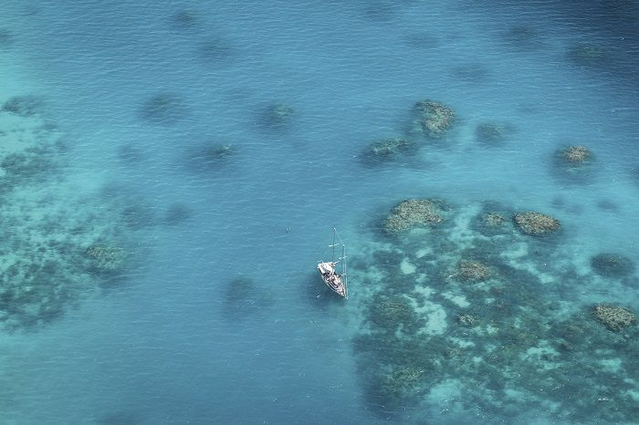 You just can't come to Australia and not visit the Great Barrier Reef. You just can't.