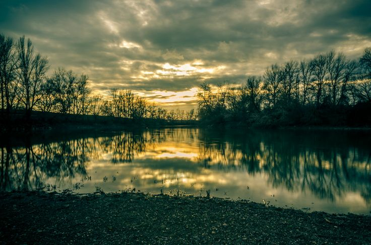 Gloomy Sunset II by Dominique Toussaint on 500px