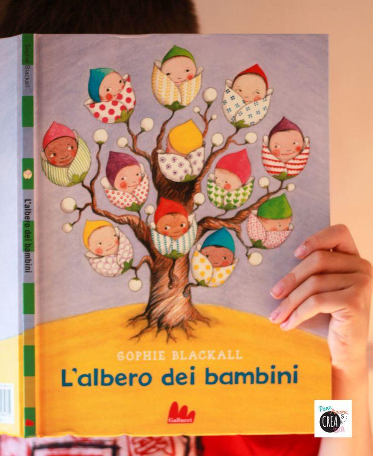 """Prima o poi arriva per mamma e papà il momento di spiegare ai propri bimbi come sono nati. Un libro può aiutare in questo compito importante, trovandoil modo adatto e le parole per rendere il tutto più semplice;""""L'albero dei bambini"""" è un libro nato proprio per questo scopo, tra le pagine illustrate è narrata la..."""