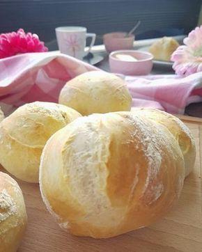 Frischgebackene Brötchen zum Frühstück sind doch einfach was ganz feines. Ich…
