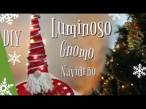 M s de 25 ideas incre bles sobre gnomo en pinterest giro for Gnomos navidenos