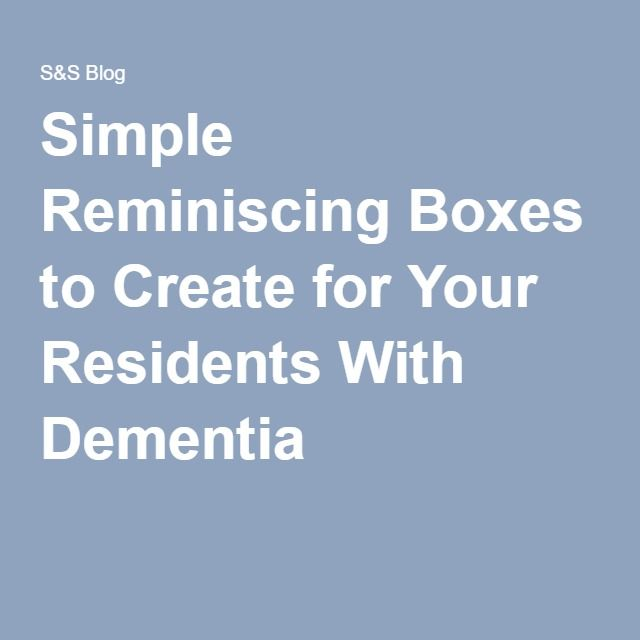 12 Sensory Activities for Residents with DementiaBethany Kent