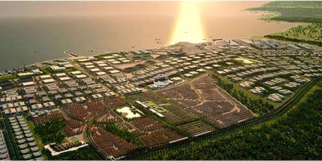 Berita Terupdate: KAWASAN INDUSTRI PALING MAHAL DI INDONESIA