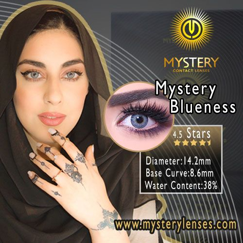 Mystery Lenses - Best Color Contact Lenses Collection in Kuwait with huge varieties of contact lens like Cosmetic Contact Lenses, Soft Contact Lenses, Colored Contact Lenses.