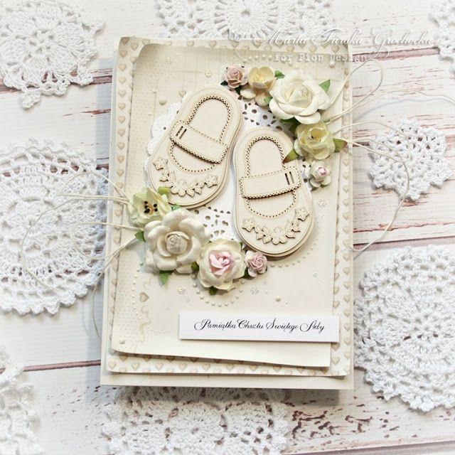 JaMajka: Tiny shoes card