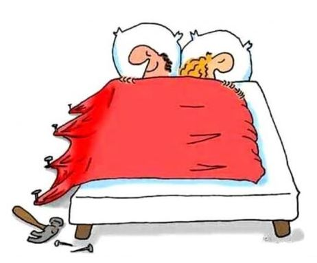 Wife - husband problem solvedBeds Covers, Funny Marriage, Laugh, Funny Pics, Funny Pictures, Future Husband, Funny Cartoons, Funny Stuff, Humor