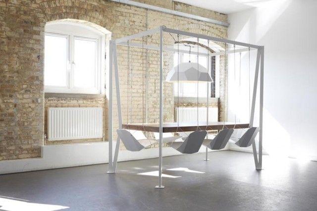 : Dinners Time, Idea, Swings Tables, Swings Chairs, Dinners Tables, Dining Rooms Tables, Dining Tables, Swings Sets, Duffi London