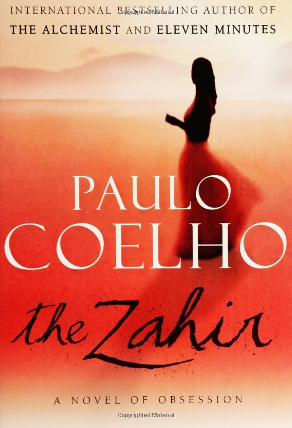 My favourite Paulo Coelho book! There are some truly inspirational sayings in it.