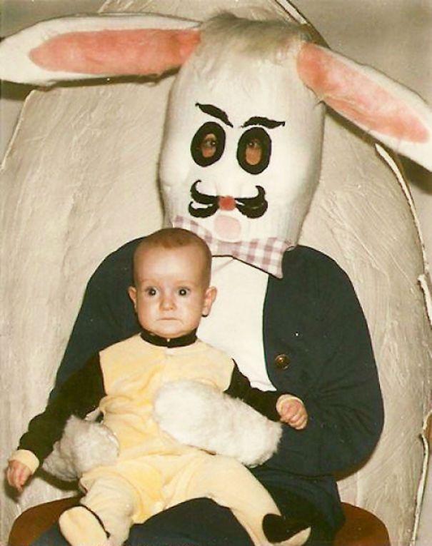 15 lapins de Pâques cauchemardesques vintage  2Tout2Rien
