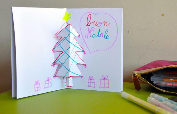 Biglietti di Natale pop-up http://www.piccolini.it/post/795/biglietti-di-natale-pop-up/