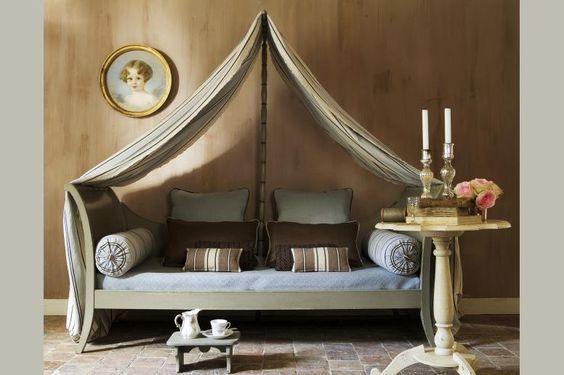 Destombes Fabric #interior #design #furniture #colour #fabric