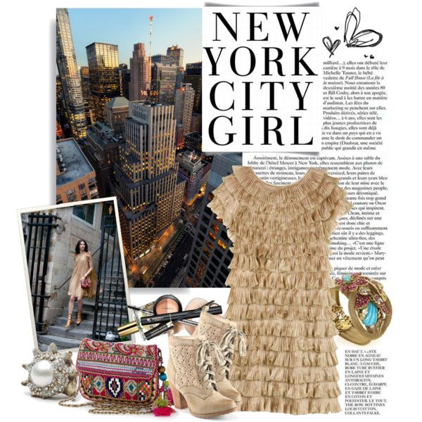 NYC 2011, created by hanum on Polyvore