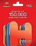 $100 Hotels.com Gift Card $80 #LavaHot http://www.lavahotdeals.com/us/cheap/100-hotels-gift-card-80/214954?utm_source=pinterest&utm_medium=rss&utm_campaign=at_lavahotdealsus