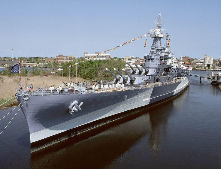 North Carolina - USS North Carolina