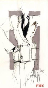 Fondazione Gianfranco Ferré / Collections / Man / Prêt-à-Porter / 1995 / Spring / Summer