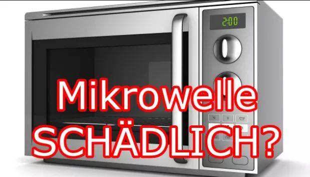 Schneller sterben durch die Mikrowelle – Erschreckende Ergebnisse – GM – Das Ges…