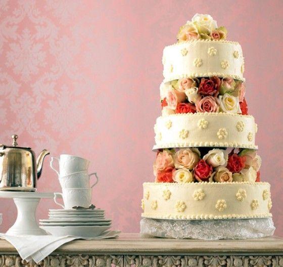 Die besten 10 Bilder zu Torten auf Pinterest  Hochzeit, Ideen für ...