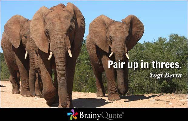 Yogi Berra Quotes - BrainyQuote