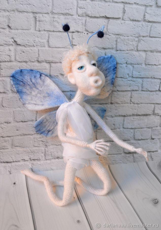 Купить Мальчик мотылёк в интернет магазине на Ярмарке Мастеров