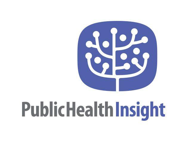 Brandmark for Public Health Insight. www.fenton.com.au #communication #PR #branding #graphicdesign
