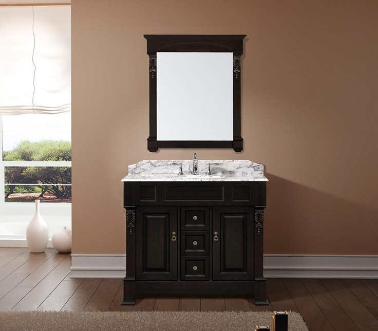 Bathroom Vanity Renovation Ideas 74 best transitional vanities images on pinterest | bathroom ideas