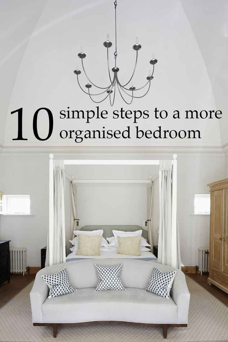 Organised Bedroom 17 Best Images About Bedroom On Pinterest Guest Rooms Mattress