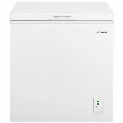 Amana 5.3 cu. ft. Chest Freezer in White-AQC0501DRW - The Home Depot ...