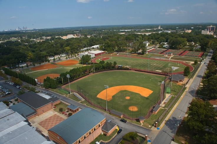 Sports Fields - College Park Campus