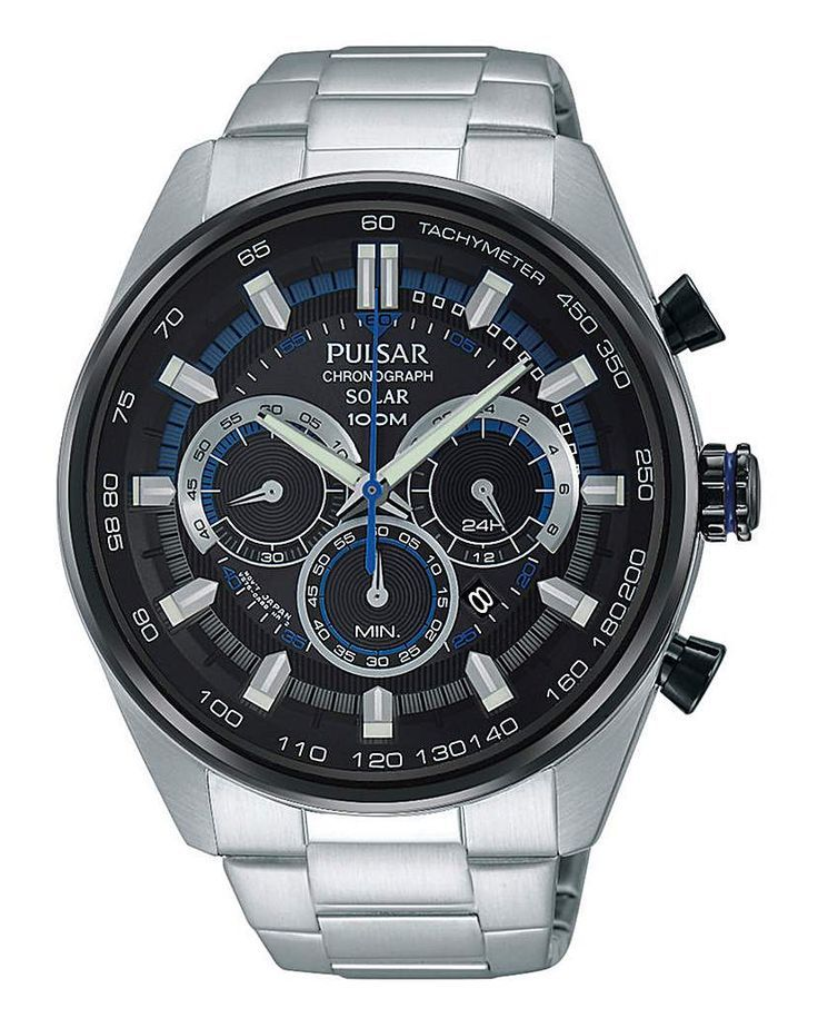 awesome Buy Pulsar WRC Gents Bracelet Watch for £145.00 just added... Sale! Up to 75% OFF! Shop at Stylizio for women's and men's designer handbags, luxury sunglasses, watches, jewelry, purses, wallets, clothes, underwear & more!