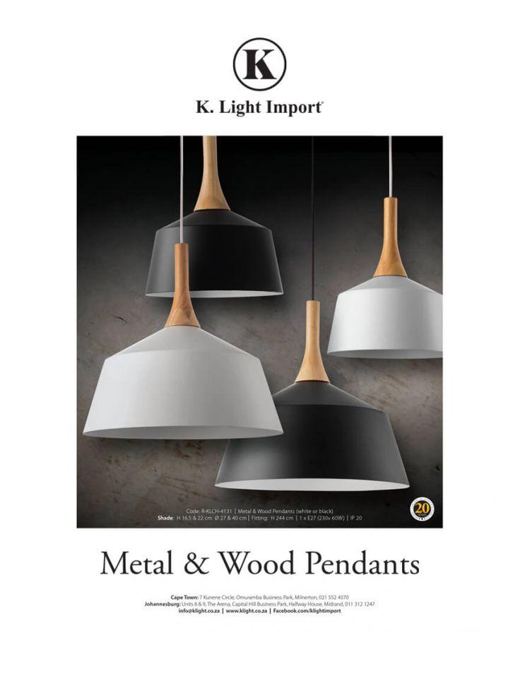 <p><b>Metal & Wood Pendants</b><br />  Garden & Home<br />  House & Leisure<br />  Conde Nast House & Garden</p>