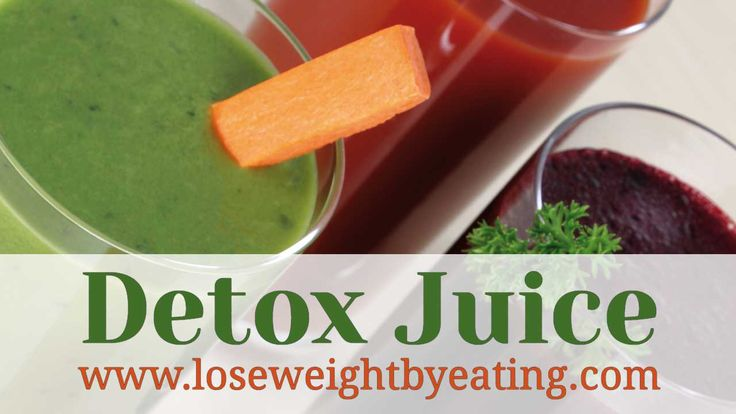 Detox juice recipes are considered to be one of the best ways to lose weight fas...