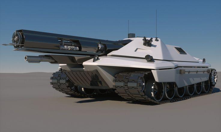 Sci fi future tank concept printable 3d model enemies for 11553 sunshine terrace