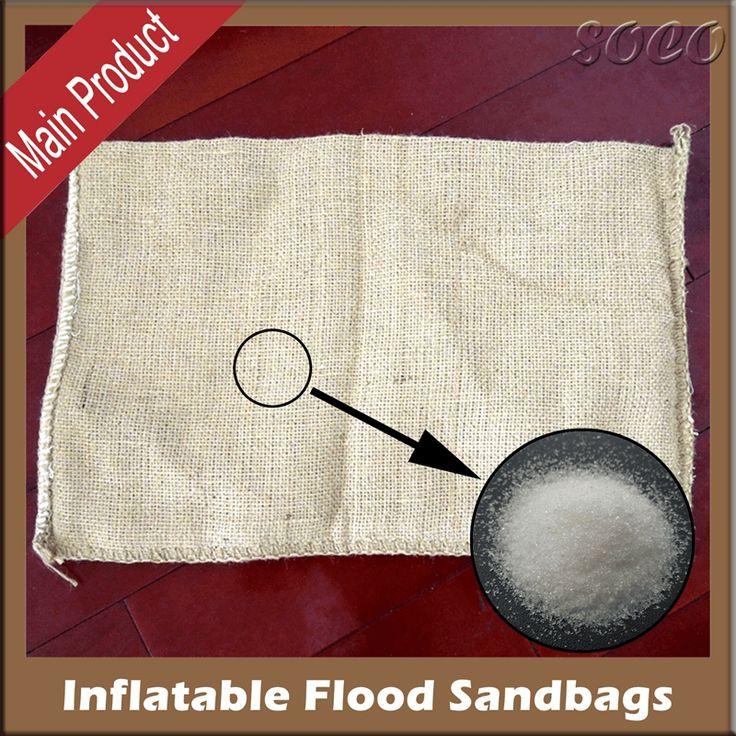 """Big capacity reusable sandbag for flood, high quality canvas drawstring construction sand bag#sandbags lowes#sandbag"""