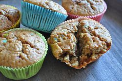 Sparkling Muffins
