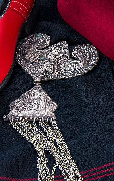 Copies of hellenic traditional jewelry
