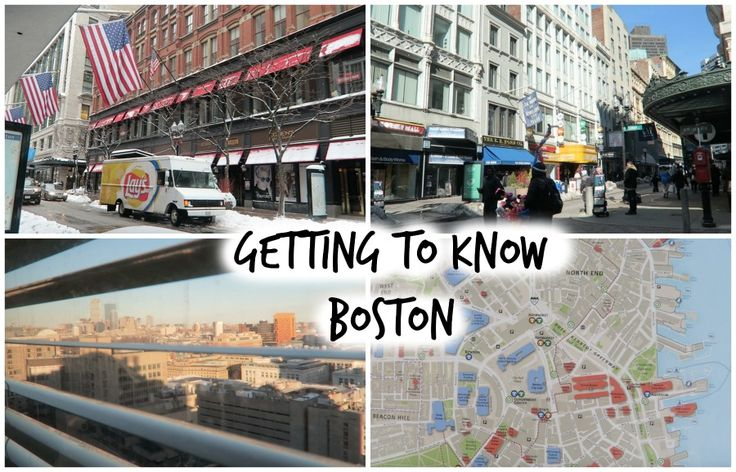 lifestyle: Exploring some Boston and snow attack vlog