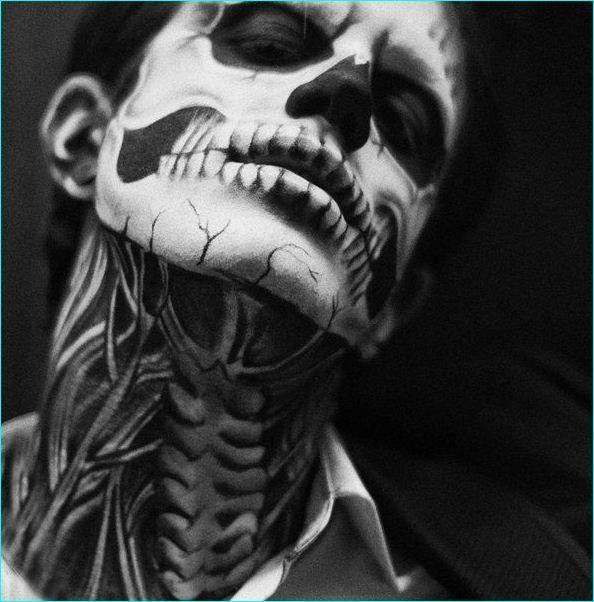 32 Skeleton Tattoo Designs for Boys | Skeleton Tattoo